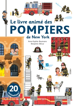 LES POMPIERS DE NEW YORK - MINI ANIM'ACTION